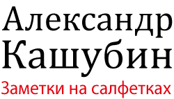 Александр Кашубин