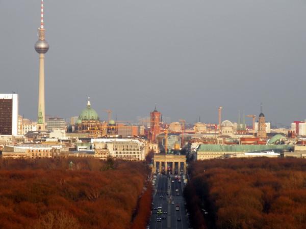 Берлин, и тебя я тоже люблю!