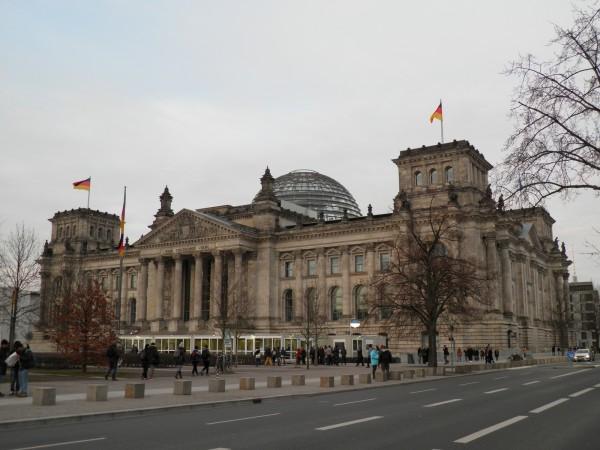 Один из самых открытых парламентов мира