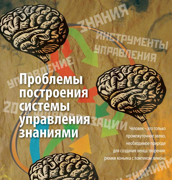 Photo of Проблемы построения системы управления знаниями