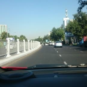 Ташкентские заборы