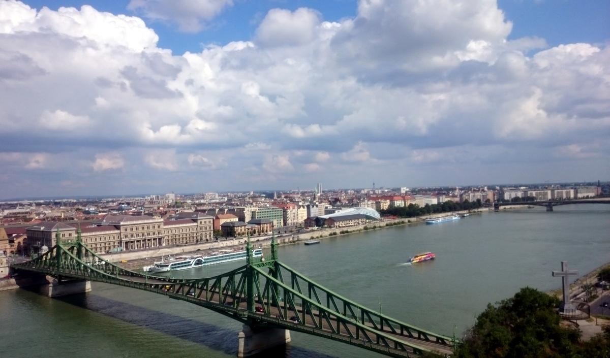 Будапешт, я люблю тебя!
