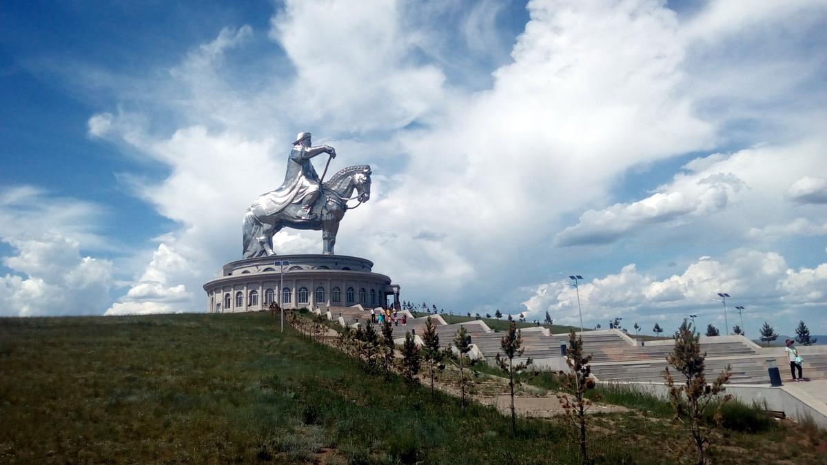 Монгол шуудан - почтой Монголии